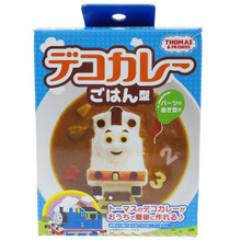 OSK Thomas & Friends Kitchenware Deco Bento Curry Rice Ball Sushi Mold Kit Japan Import Made in Japan