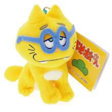 "Sanei Japan Mr Osomatsu-San Ichimatsu Matsuno Esper Neko Puss Cat 5"" Plush Doll Japan Import"