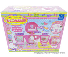 Maruka Sanrio Hello Kitty Apple Room Mini Doll Play House Set Japan Import