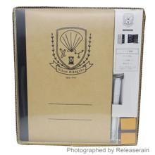 Nihon Rikagaku Notebook Journal Blackboard Chalk Eraser Set Made in Japan