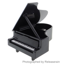 Nakano Music For Living Black Grand Piano Miniature Pencil Sharpener Made in Japan