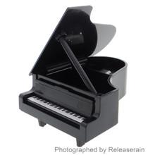 Nakano Music For Living Black Grand Piano Miniature Pencil Sharpener Made in Japan