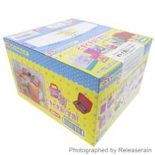 Re-Ment Miniatures Petit Sample Doki Doki New Semester School Goods Japan Import Full Set of 8
