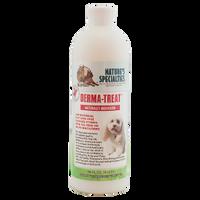 Derma-Treat Medicated Dog Shampoo