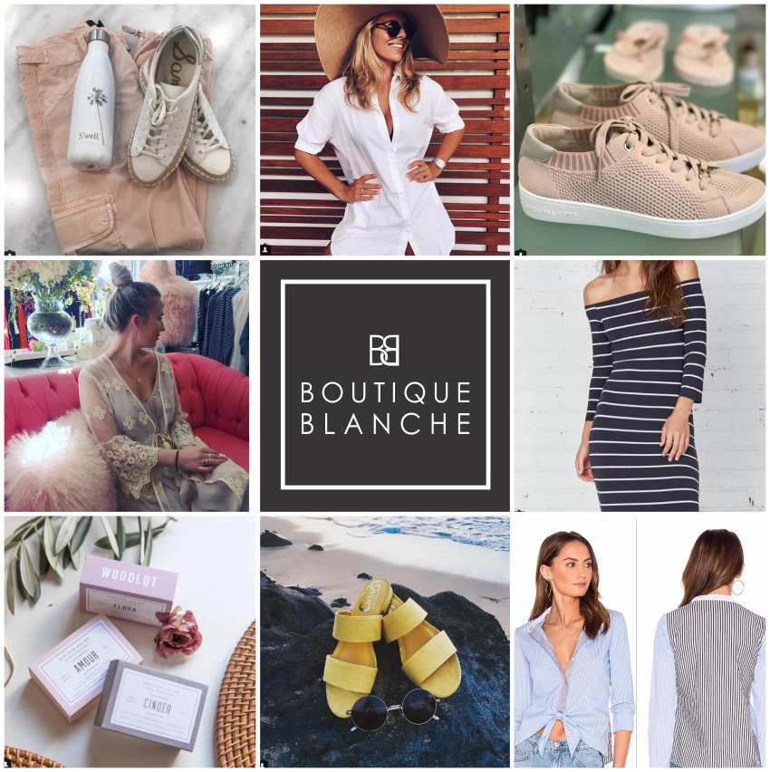 Boutique Blanche Brands We Carry