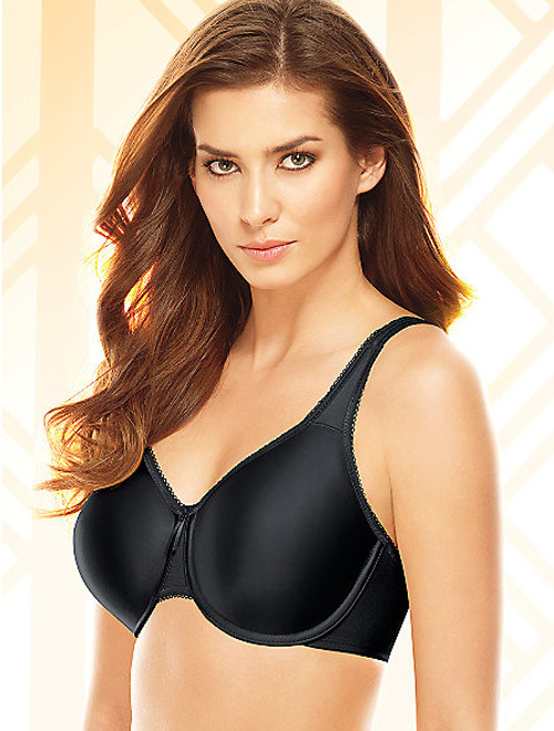 4b2e7c83efd2e Wacoal 855192 - Beauty Full Figure Seamless Underwire Bra - Boutique ...