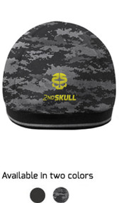 2nd Skull Protective Head Gear - Camo