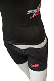 Zoombang Female Volleyball Shorts ZB-With Pelvic Pad Adult