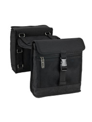 ZUCA BEAUTY CADDY, BLACK