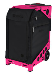 Zuca Artist Pro Bag - Oxford with Neon Pink Frame