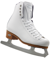 Riedell Model 223 Stride Ladies Figure Skates (with Capri Blades)