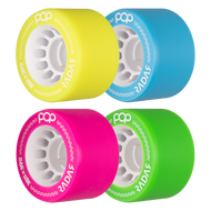 Riedell Skates Radar Pop 59mm Indoor Skate Wheels