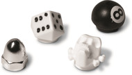 Sure Grip Rock Crazy Nuts(Set of 4)