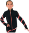 Chloe Noel JS106P Elite Polartec Spiral Fleece Figure Skating Jacket with Crystals 4th view