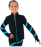 Chloe Noel JS106P Elite Polartec Spiral Fleece Figure Skating Jacket 3rd view