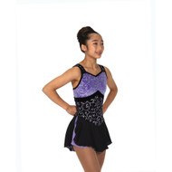 Jerry's Ice Skating Dress   - 94 Iris Inspiration
