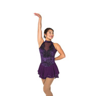 Jerry's Ice Skating Dress   - 111 Richelieu  - Rich Purple