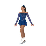 Jerry's Ice Skating Dress   - 118 Sapphirical