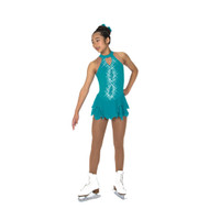Jerry's Ice Skating Dress   - 132 Swizzle Stone  - Sea Glass