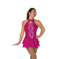 Jerry's Ice Skating Dress   - 132 Swizzle Stone  - Deep Pink
