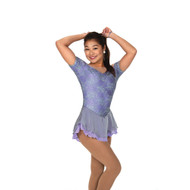 Jerry's Ice Skating Dress   - 138 Sterlingbrook  - Purple Quartz
