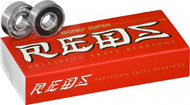Bones Super REDS Bearings 8mm  (16 pack)