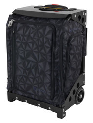 Zuca Travel Bag - Navigator Carry-On Strata with Black Frame