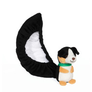 Blade Buddies Ice Skating Soakers - Critter Tail Covers - Bernese Dog