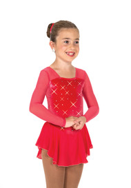 Jerry's Ice Skating  Dress 150 Rhinestone Dress –  Watermelon