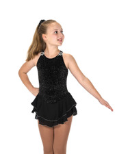 Jerry's Ice Skating  Dress 151 Shimmer Dresses - Black