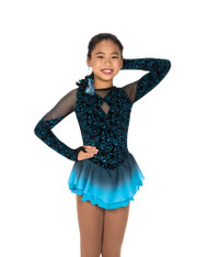 Jerry's Ice Skating  Dress - 160 Midnight Drift Dress