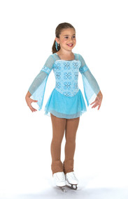 Jerry's Ice Skating  Dress - 174 Crystal Clear Dress