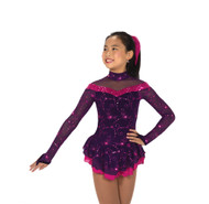 Jerry's Ice Skating  Dress - 182 Sequin Supreme Dress
