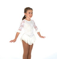 Jerry's Ice Skating  Dress - 187 Pearly Everlasting Dress