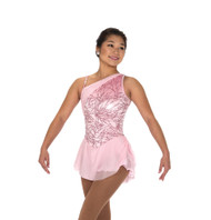Jerry's Ice Skating  Dress - 235 Pearly Pink Dress