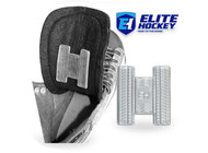Elite Hockey - Lace Bite Gel Pad (One Size, One Pair)