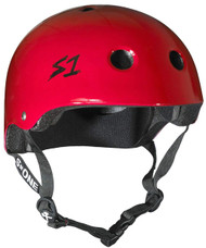 S1 Lifer Helmet - Red Gloss