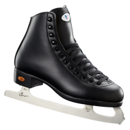 Riedell Model 10 Opal Ice Skates (Black)