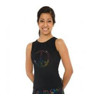 Jerry's s213 Crystal Peace Tank Top ADULT MEDIUM ONLY CLEARANCE (35% OFF)