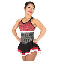 Jerry's Ice Skating Dress - 99 Andalucia (Adult Medium, CLEARANCE, 25% OFF)