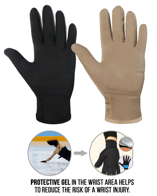 Figure Skating Gloves - Competition and Practice