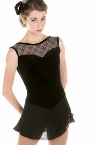 Elite Xpression - Classic Black Dress