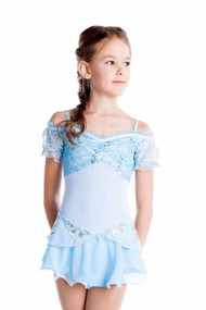 Elite Xpression - Cinderella on Ice Dress