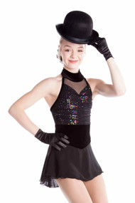 Elite Xpression - Black Broadway Dress