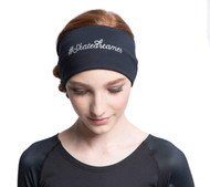 Elite Xpression - Black Headband #skatedreamer Rose Gold