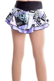 Elite Xpression - 4EVER Lilac Xpression Skirt