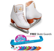 Ice Skates Elle Misses DJ2131 + FREE Skate Guards