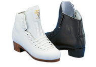 Ice Skates Graf Richmond Special -Size 13J M White ONLY *50% OFF*