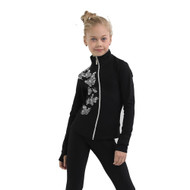 IceDress Figure Skating Pants - Thermal - Fary Tale (Black)