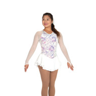 Jerry's Ice Skating Dress   - 482 Swirly Pearly